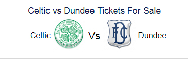 celtic dundee tickets