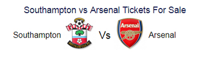 southampton arsenal tickets